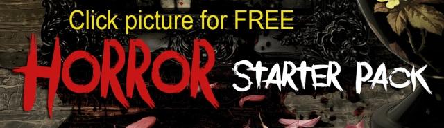 Horror Starter Pack Button 2